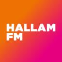 Hallam FM 128x128 Logo