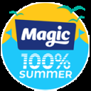 Magic Radio 128x128 Logo