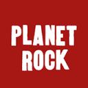 Planet Rock 128x128 Logo