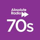 Absolute Radio 70s 128x128 Logo