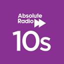 Absolute Radio 10s 128x128 Logo