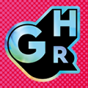 Greatest Hits Radio (Derbyshire) 128x128 Logo