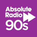 Absolute Radio 90s 128x128 Logo