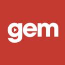 Gem 128x128 Logo