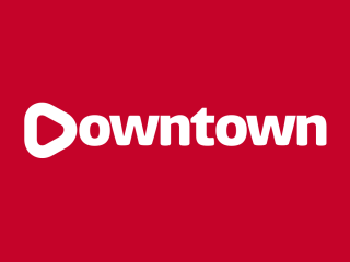 Downtown Radio 320x240 Logo