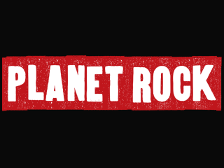 Planet Rock 320x240 Logo