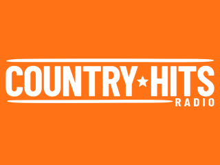 Country Hits Radio 320x240 Logo