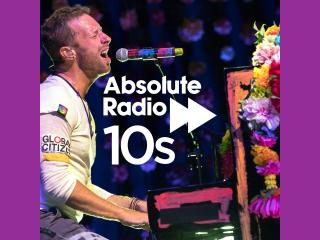 Absolute Radio 10s 320x240 Logo