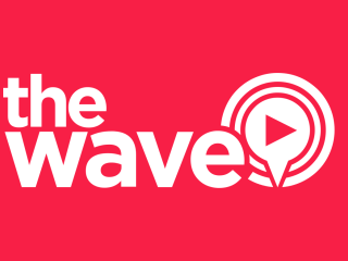 The Wave 320x240 Logo