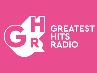Greatest Hits Radio (Black Country & Shropshire) 320x240 Logo