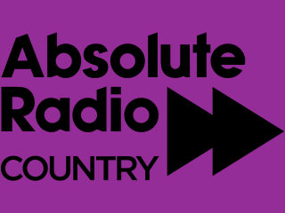 Absolute Radio Country 320x240 Logo