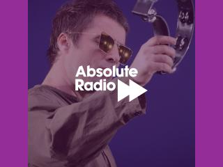 Absolute Radio 320x240 Logo