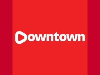 Downtown Radio 320x240 Logo